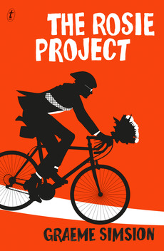 The Rosie Project by Graeme Simsion cover