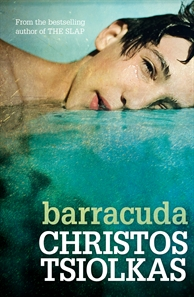 Barracuda by Christos Tsiolkas cover