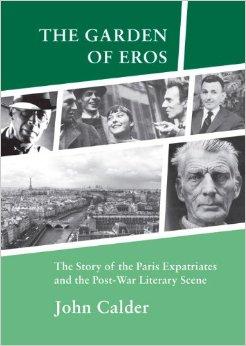 The Garden of Eros Cover