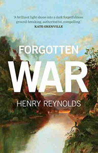 Forgotten War by Henry Reynolds cover