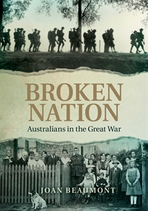 Broken Nation Cover