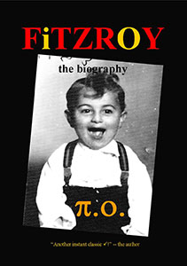 Fitzroy the biography cover