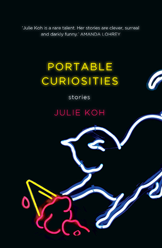Portable Curiosities by Julie Koh cover