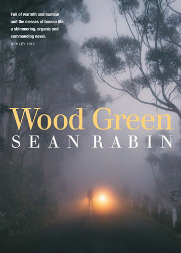 Wood Green by Sean Rabin cover