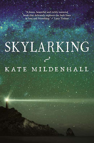 Skylarking by Kate Middenhall cover
