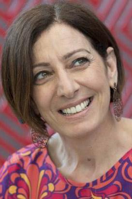 Paula Abood portrait