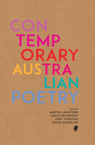 Contemporary Australian Poetry Book Cover