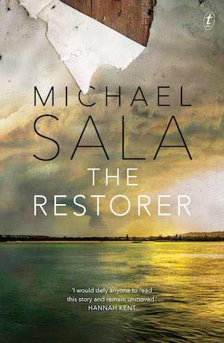 The Restorer by Michael Sala book cover