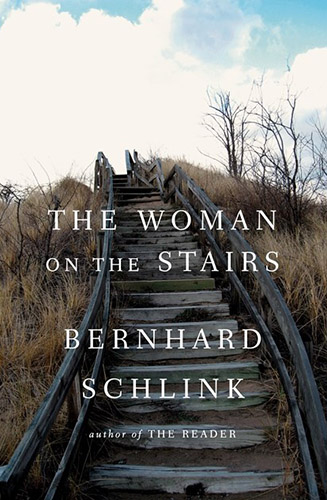 The Woman on the Stairs by Bernhard Schlink book cover