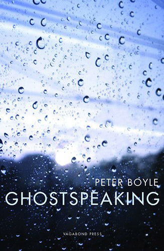 Ghostspeaking by Peter-Boyle book cover