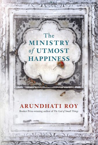 Ministry of Utmost Happiness cover
