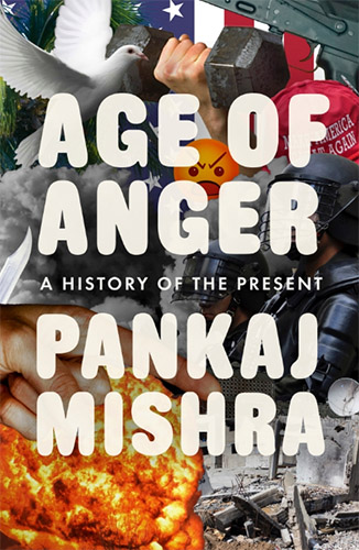 Age of Anger by Pankaj Mishra book cover