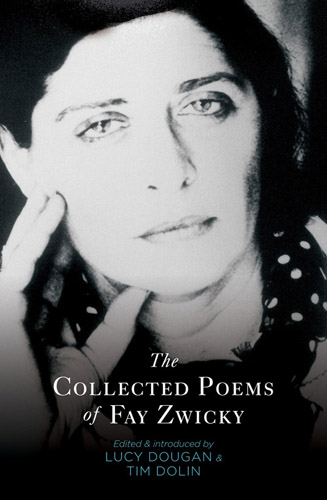 The Collected Poems of Fay Zwicky book cover