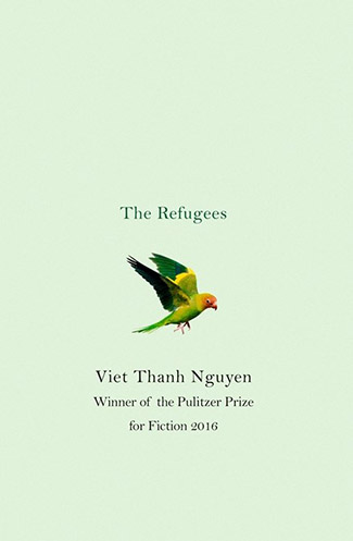 The Refugees by Viet Thanh Nguyen book cover