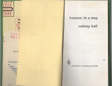 Heaven, in a way, by Rodney Hall