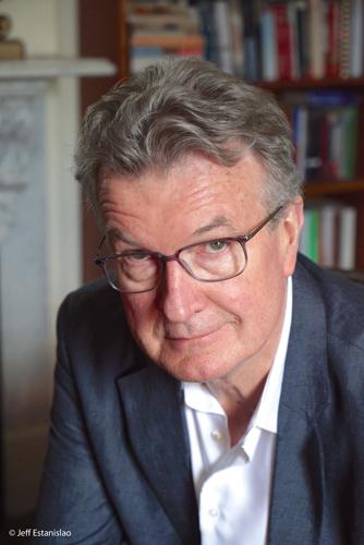 portrait photo of Peter Goldsworthy