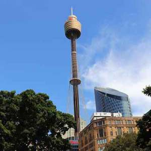 Sydney Eye Tower or Centrepoint Tower