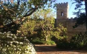 Innisfallen Castle entrance