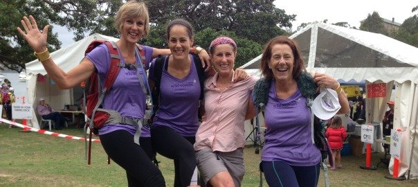 Wild Women on Top Coastrek