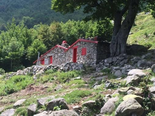 GR2- Shepherds huts