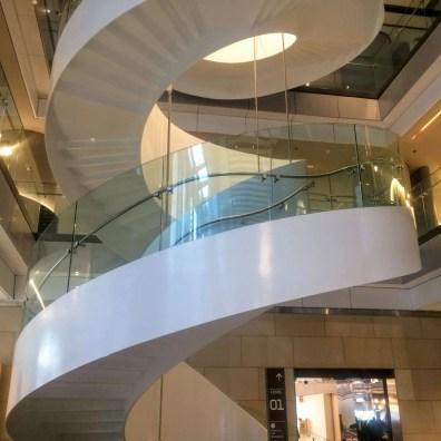 International Tower 2 Stairs
