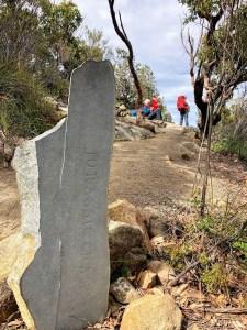 Three Capes Track - Jurassic Crack
