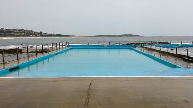 Dee Why Wading pool