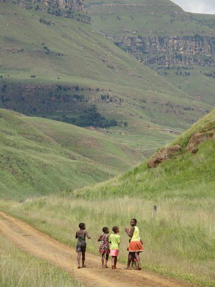 Drakensberg Mnweni Valley