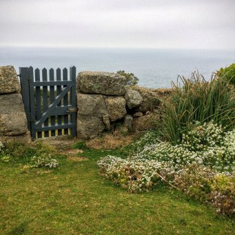 Gate to the sea, Lighthouse Wilsons Prom