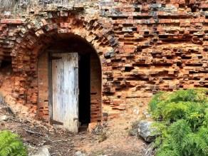 Maria Island - ruins