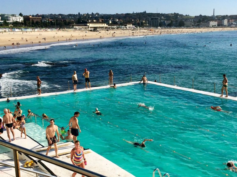Icebergs at Bondi