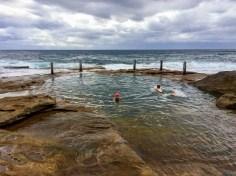 Ivor Rowe Pool swim