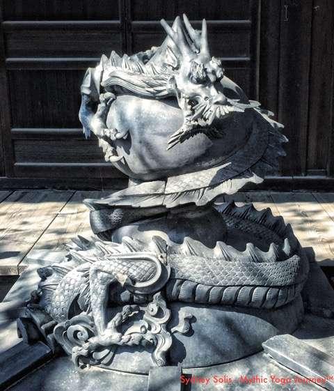 Mythic Yoga Journey Dragon Nara