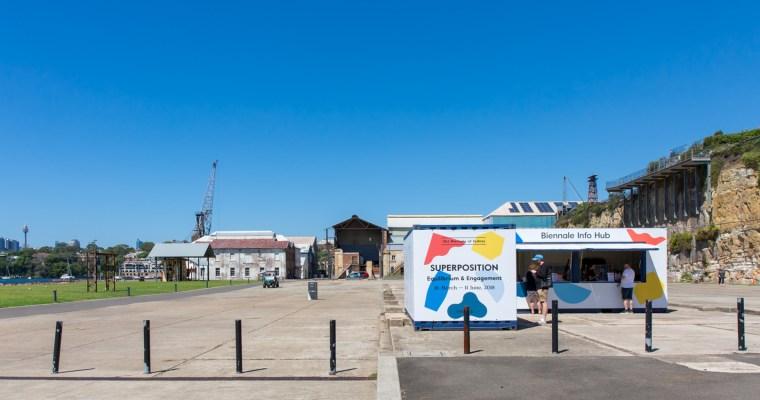 2年に1度の現代美術展 BIENNALE OF SYDNEY(ビエンナーレ・オブ・シドニー)| COCKATOO ISLAND