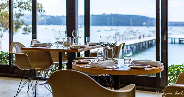 バルモラルにある海辺のレストラン PUBLIC DINING ROOM(パブリック・ダイニング・ルーム)| MOSMAN