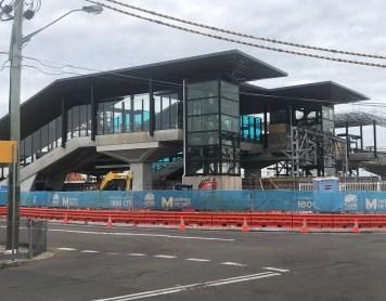 Sydenham Station update