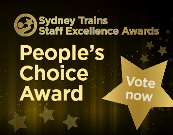 Staff Excellence Awards finalists!