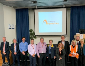 ONRSR visit Sydney Trains
