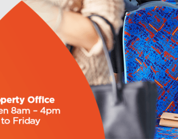 New hours for Lost Property Office