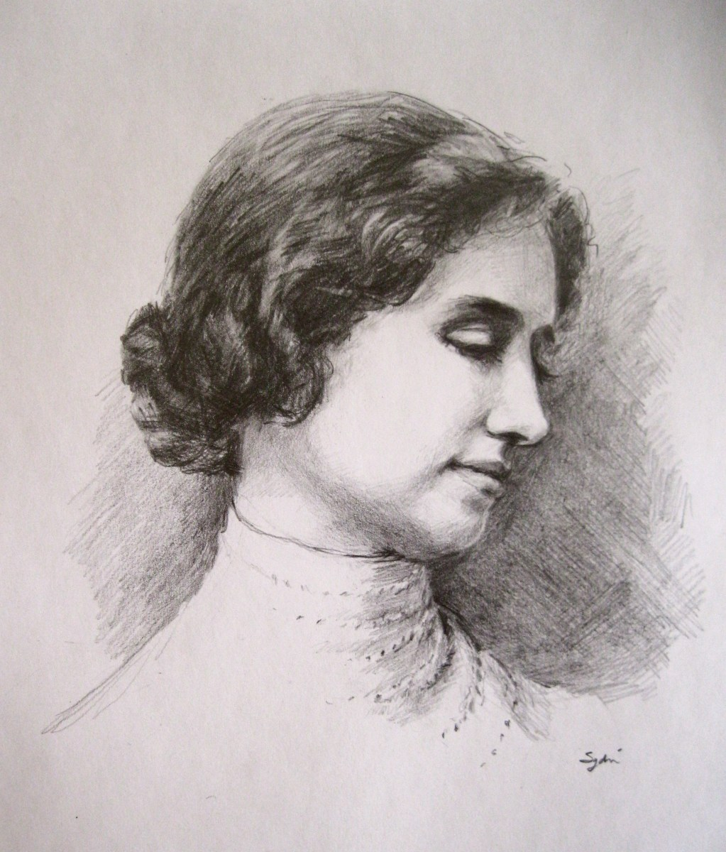 Famous Faces Helen Keller