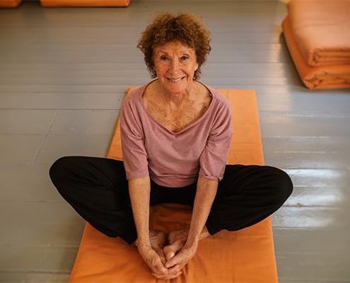 Yoga för seniorer i Malmö