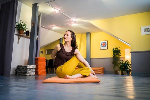 Mellansteg Yoga Malmö