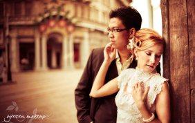 Pre Wedding assignment in ShangHai