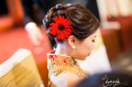 Tradition Chinese Bridal Look