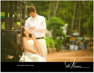 Pre Wedding Assignment In Krabi Photo by Louis Loo