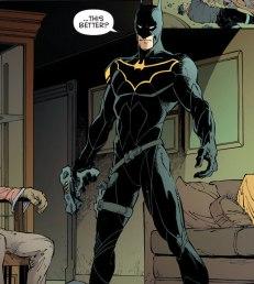 Batman Gordon Suit