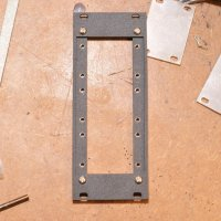 1u Tile Carrier Eurorack Adapter
