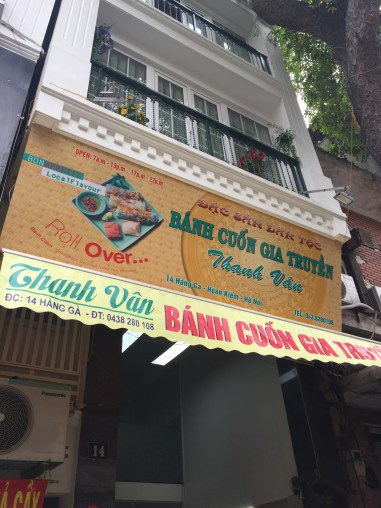Thanh Van Banh Cuon