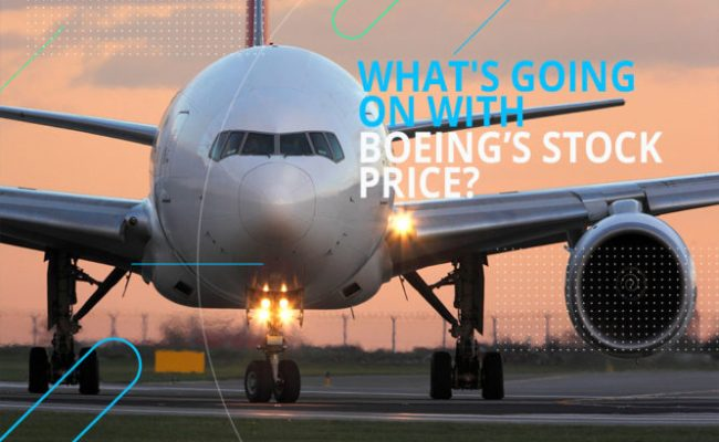What S Going On With Boeing S Stock Price Timothy Sykes