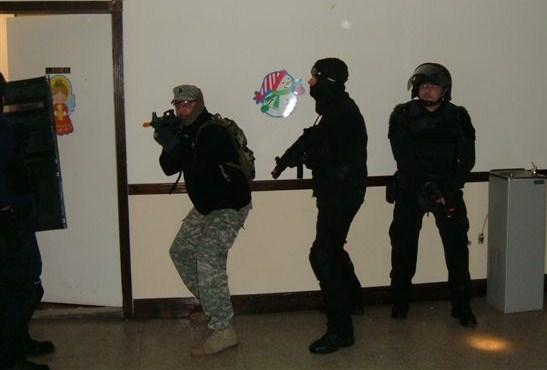 Vip Protection Training
